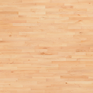 Natural BeechTruFit Hardwood System by Junckers