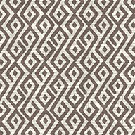 Beige/White Contours Outdoor Area Rug