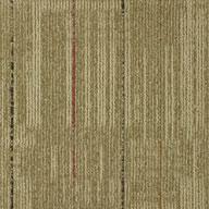 Kimono Khaki Geo Accents Carpet Tile