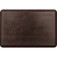 Dark Antique LeatherWellnessMats Antique Collection