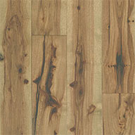 RadianceShaw Reflections Hickory Flush Stair Nose