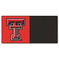 Texas Tech University FANMATS NCAA Carpet Tiles