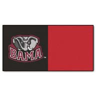 University of Alabama FANMATS NCAA Carpet Tiles