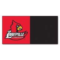 University of Louisville FANMATS NCAA Carpet Tiles