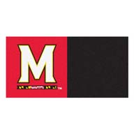 University of Maryland FANMATS NCAA Carpet Tiles