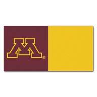 University of Minnesota FANMATS NCAA Carpet Tiles
