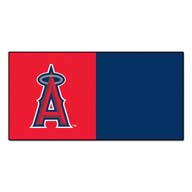 Los Angeles Angels FANMATS MLB Carpet Tiles