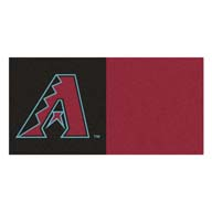 Arizona Diamondbacks FANMATS MLB Carpet Tiles