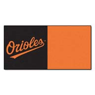 Baltimore Orioles FANMATS MLB Carpet Tiles