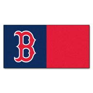 Boston Red Sox FANMATS MLB Carpet Tiles