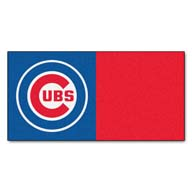 Chicago Cubs FANMATS MLB Carpet Tiles