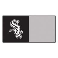 Chicago White Sox FANMATS MLB Carpet Tiles