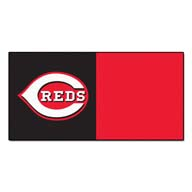 Cincinnati Reds FANMATS MLB Carpet Tiles