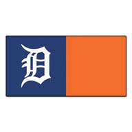 Detroit Tigers FANMATS MLB Carpet Tiles