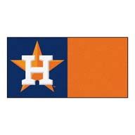 Houston Astros FANMATS MLB Carpet Tiles