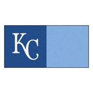 Kansas City Royals FANMATS MLB Carpet Tiles