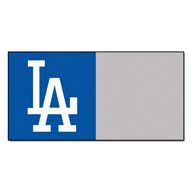 Los Angeles Dodgers FANMATS MLB Carpet Tiles