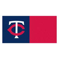 Minnesota Twins FANMATS MLB Carpet Tiles