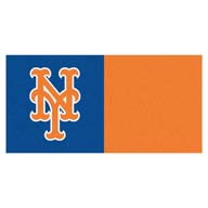 New York Mets FANMATS MLB Carpet Tiles