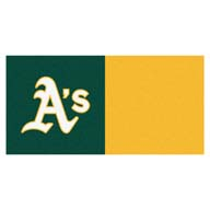 Oakland Athletics FANMATS MLB Carpet Tiles