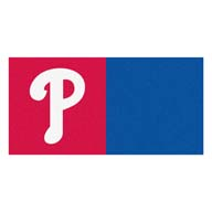 Philadelphia Phillies FANMATS MLB Carpet Tiles