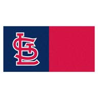 St Louis Cardinals FANMATS MLB Carpet Tiles