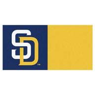 San Diego Padres FANMATS MLB Carpet Tiles