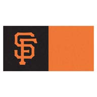 San Francisco Giants FANMATS MLB Carpet Tiles
