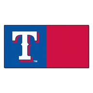 Texas Rangers FANMATS MLB Carpet Tiles