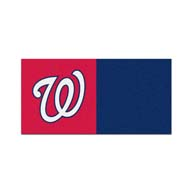 Washington Nationals FANMATS MLB Carpet Tiles