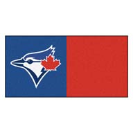 Toronto Blue Jays FANMATS MLB Carpet Tiles