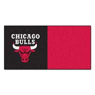 Chicago BullsFANMATS NBA Carpet Tiles