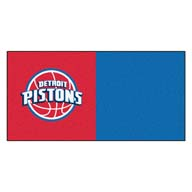 Detroit PistonsFANMATS NBA Carpet Tiles
