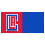 Los Angeles ClippersFANMATS NBA Carpet Tiles