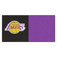 Los Angeles LakersFANMATS NBA Carpet Tiles