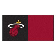 Miami HeatFANMATS NBA Carpet Tiles