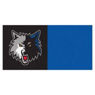 Minnesota TimberwolvesFANMATS NBA Carpet Tiles