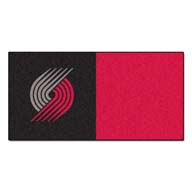 Portland Trail BlazersFANMATS NBA Carpet Tiles
