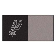 San Antonio SpursFANMATS NBA Carpet Tiles