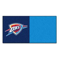 Oklahoma City ThunderFANMATS NBA Carpet Tiles