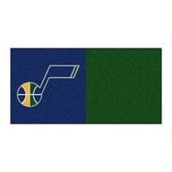 Utah JazzFANMATS NBA Carpet Tiles