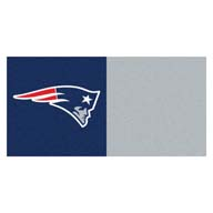 New England PatriotsFANMATS NFL Carpet Tiles