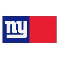 New York GiantsFANMATS NFL Carpet Tiles