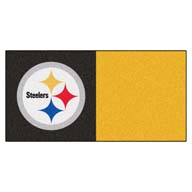 Pittsburgh SteelersFANMATS NFL Carpet Tiles