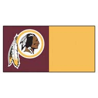 Washington RedskinsFANMATS NFL Carpet Tiles