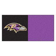 Baltimore RavensFANMATS NFL Carpet Tiles