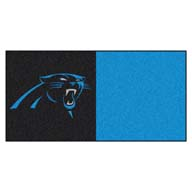 Carolina PanthersFANMATS NFL Carpet Tiles