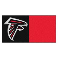 Atlanta FalconsFANMATS NFL Carpet Tiles