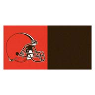Cleveland BrownsFANMATS NFL Carpet Tiles