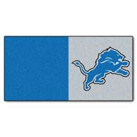 Detroit LionsFANMATS NFL Carpet Tiles